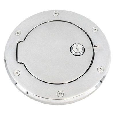 $109.88 • Buy For Hummer H3 2006-2010 AMI 6099PL Race Style Locking Polished Billet Gas Cap
