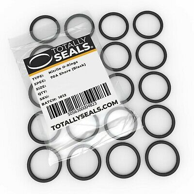 O Ring Metric Nitrile 39mm Inside Dia x 1.5mm Section