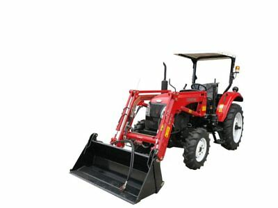 AU24950 • Buy Yto Mf404 – 4wd – 40hp – Front End Loader – 4 In 1 Bucket