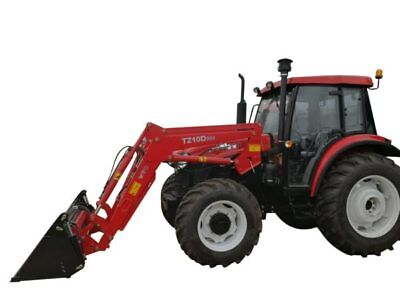 AU45000 • Buy YTO X904 – 4WD – 90HP – FRONT END LOADER – 4 IN 1 BUCKET – AIRCAB And ROPS Model