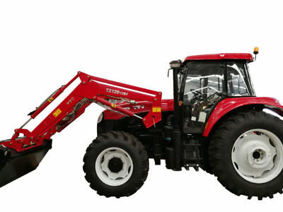 AU52000 • Buy Yto X1254 – 4wd – 120hp – Front End Loader – 4 In 1 Bucket – Aircab