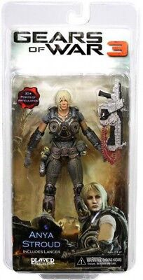 $67.98 • Buy NECA Gears Of War 3 Anya Stroud Action Figure [Lancer]