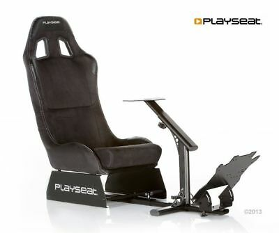 $428.47 • Buy Playseat Evolution Alcantara 8717496871480 Real Car Seat For Xbox Ps Pc Wheels