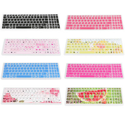 Silicone Keyboard Cover Protector Skin For ASUS Laptop Notebook Protector • 2.93£