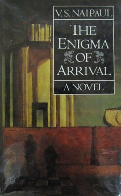 £3.56 • Buy The Enigma Of Arrival: A Novel In Five Sections-V. S. Naipaul