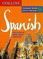 Collins Spanish Phrase Book And Dictionary-Harper Collins Publishers,Collins UK • 2.02£