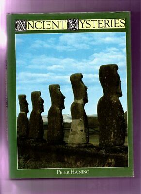 Ancient Mysteries-Peter Haining • 4.04£
