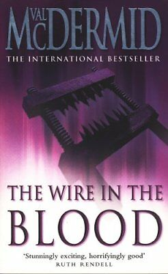 The Wire In The Blood (Morrisons)-Val McDermid • 3.51£