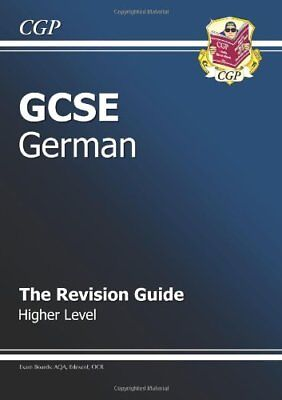 £2.59 • Buy GCSE German Revision Guide - Higher-CGP Books