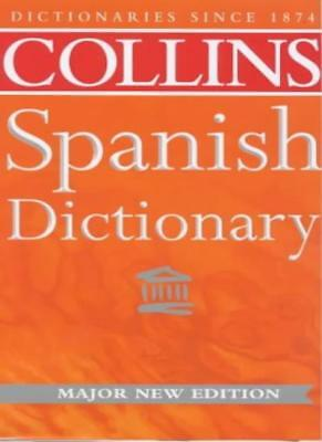 Collins Spanish Dictionary- • 4.55£