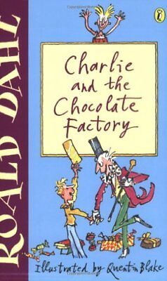 £2.59 • Buy Charlie And The Chocolate Factory (Puffin Fiction)-Roald Dahl, Quentin Blake