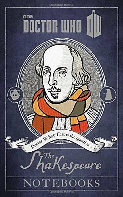 Doctor Who: The Shakespeare Notebooks (Dr Who)-No Author Details, Justin Richar • 3.33£