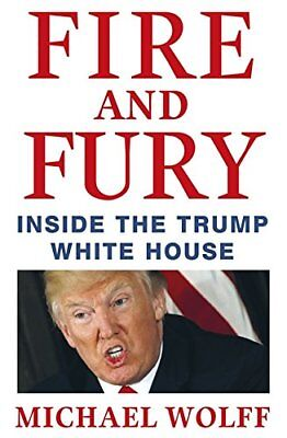 AU6.82 • Buy Fire And Fury-Michael Wolff