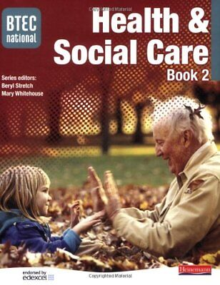 £3.68 • Buy BTEC National Health And Social Care: Book 2: Student Book Bk. 2 (BTEC Nation.
