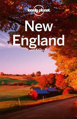 £3.34 • Buy Lonely Planet New England (Travel Guide)-Lonely Planet,Vorhees,Bendure,Filou,Fr