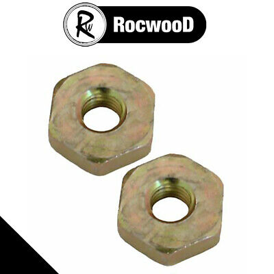 £2.45 • Buy Guide Bar Cover Nuts Pack Of 2 Fits Stihl 064 MS640 Chainsaw