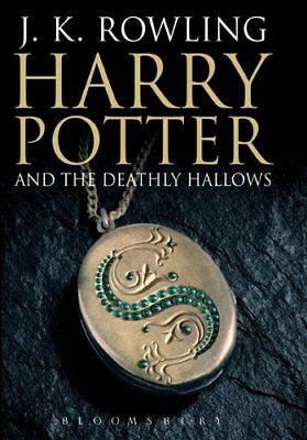 $ CDN6.07 • Buy Harry Potter And The Deathly Hallows (Book 7) [Adult Edition]-J. K. Rowling