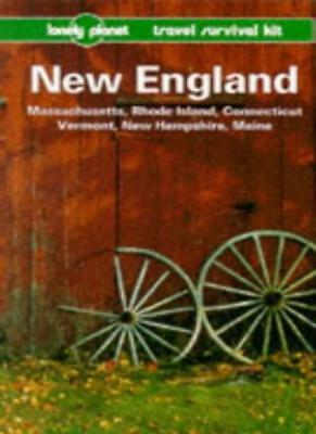 £3.34 • Buy New England: A Travel Survival Kit (Lonely Planet Travel Survival Kit)-Tom Bros