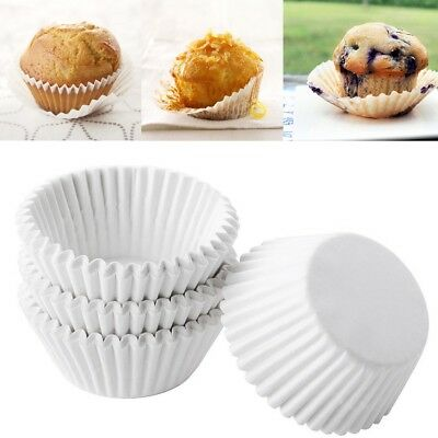 £6.21 • Buy CUPCAKE CUPS 7cm X 3cm Paper Tray/Mould/Tin Baking Liner Sweets/Bun/Muffin Case