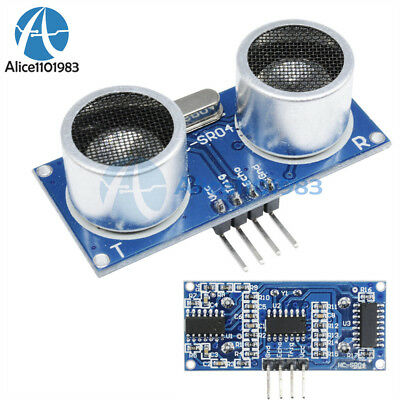 AU1.28 • Buy 1/2/5/10PCS HC-SR04 Ultrasonic Module Distance Measuring Sensor For Arduino