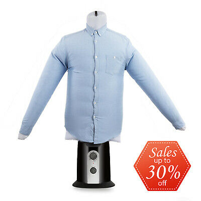 View Details Shirt Ironing Dryer Machine Iron T Tops Blouse Automatic LED Timer 850 W • 59.99£