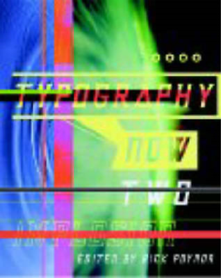 Typography Now Two Implosion, Rick Poynor, Used; Good Book • 5.26£