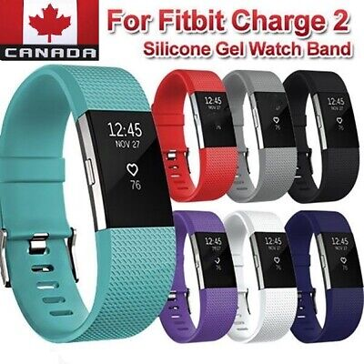 $ CDN7.99 • Buy For Fitbit Charge 2 Various Luxe Band Replacement Wristband Watch Strap Bracelet