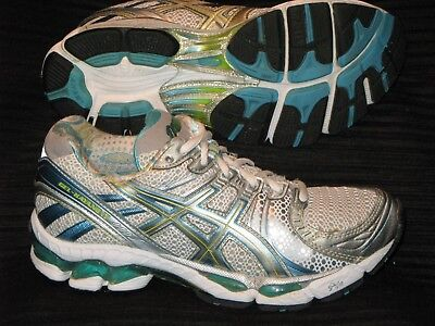 $36.99 • Buy Asics Gel Kayano 17 Womens RUNNING SHOES Sz 6  EUR 37