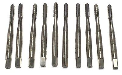 $29.99 • Buy M5 X .80 Cobalt Taps Bottoming HSS-Co Metric Hand Tap 3 Flute 10 Pack