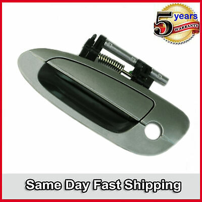 $26.29 • Buy Outside Door Handle Front Left Driver Side For 2002-2006 Nissan Altima Green DY2
