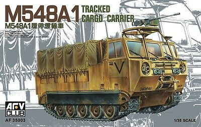 $52.95 • Buy AFV Club 1/35 M548A1 Tracked Cargo Carrier Vehicle