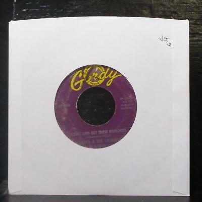 Martha & The Vandellas - Come And Get These Memories 7  VG Vinyl 45 Gordy G-7014 • 4.34£