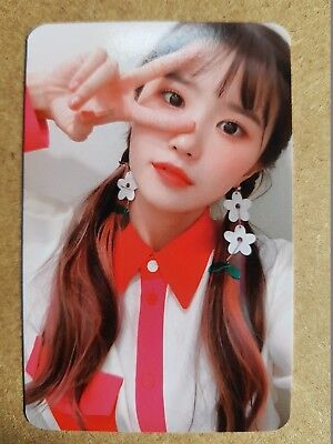 $ CDN12.55 • Buy FROMIS_9 HAYOUNG #2 Official PHOTOCARD [FROM.9] Special Single Album FROMIS9