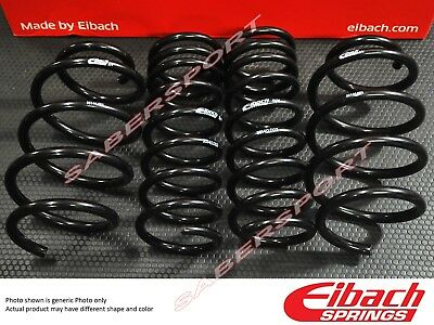$295 • Buy Eibach Pro-Kit Lowering Springs For 2016-2019 Chevrolet Camaro SS 1LE Coupe