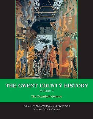 $ CDN59.03 • Buy The Gwent County History, Volume 5 - 9780708326480