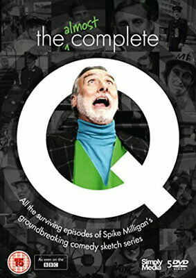 Q. - The Almost Complete Q (DVD) [New DVD] • 16.39£
