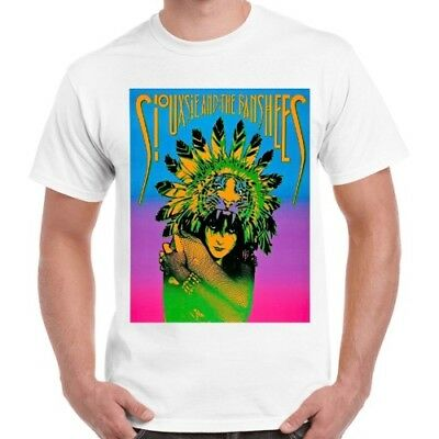 Siouxsie And The Banshees 80s Post Punk Cool Gift Retro T Shirt 34 • 5.49£