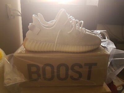 $ CDN800 • Buy Adidas Yeezy Boost 350 V2 Sesame Size 10 2018 AUTHENTIC Confirmed
