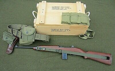 $17.99 • Buy USA MADE OD Green Cotton M1 Carbine Rifle Sling US Military Indian Creek Trading