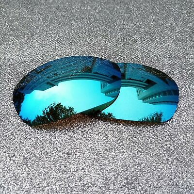 $8.99 • Buy Polarized Replacement Lenses For-Oakley Split Jacket Frame Ice Blue OO9099