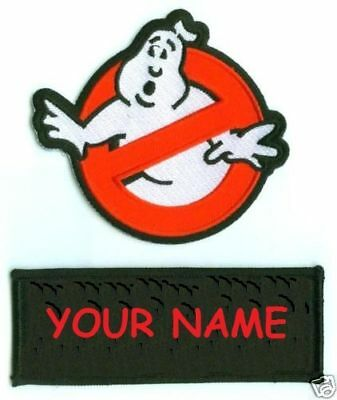 £16.62 • Buy Fancy Dress Halloween Costume Ghostbusters Your Name