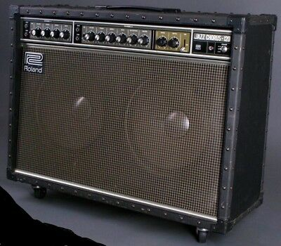 AU1225.26 • Buy Roland JC-120 Jazz Chorus 120 Watt Guitar Amp