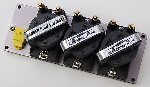 $339 • Buy Electromotive DFU Coil Pack For 6 Cylinder. 3 X 2 Pole COIL PACK ONLY.
