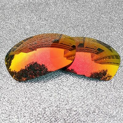$8.99 • Buy Polarized Replacement Lenses For-Oakley Split Jacket Frame Fire Red OO9099
