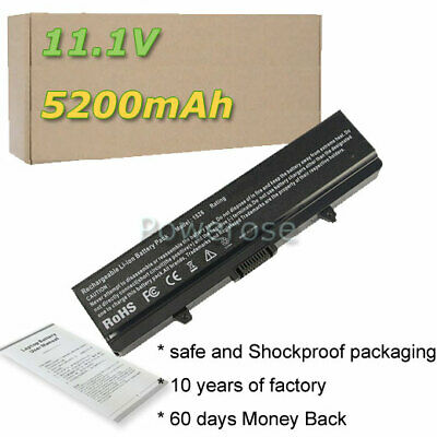 6 Cell Battery For Dell Inspiron 1525 1526 1545 1440 1750 Laptop GW240 M911G NEW • 13.36£