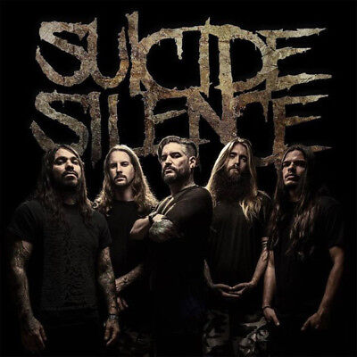 SUICIDE SILENCE Suicide Silence (2017) 9-track CD Album NEW/UNPLAYED 5th Album • 3.95£