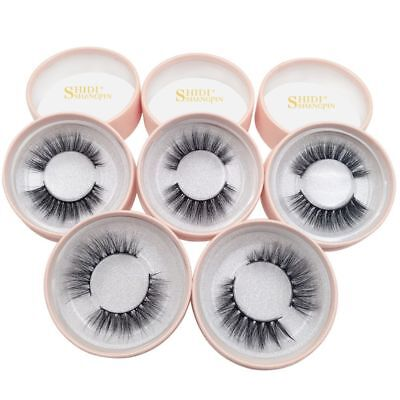 AU1 • Buy SHIDI 1 Pairs 3D False Eyelashes Set Natural Eye Lashes Makeup Extension AU
