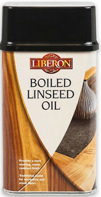 Liberon Boiled Linseed Oil All Size For A Mellow & Patinated Finish Quick Drying • 8.51£