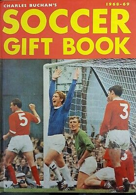 £2.70 • Buy Charles Buchan Soccer Gift Book 1968/69 Football Player Pictures - Various Teams