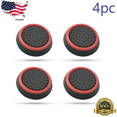 AU6.42 • Buy 4X Controller Accessories Thumb Stick Grip Joystick Cap For PS3 PS4 XBOX ONE